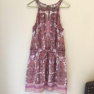 [WHBM] Paisley dress